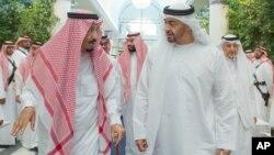 Arabia Saudita, que lidera la coalición de naciones que luchan en apoyo del gobierno de Yemen, fue el primero en anunciar el cisma, apenas dos semanas después de que el presidente de Estados Unidos, Donald Trump, instará a los países árabes reunidos en Riad a unirse contra el extremismo.