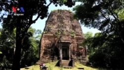 Cambodians at New World Heritage Site Hope for Better Income, But Fear Rules
