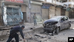 کشته شدن مشاور وزارت قبایل و سرحدات