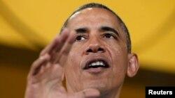 Tổng thống Hoa Kỳ Barack Obama sẽ tái thẩm định 'những mối đe dọa mà Hoa Kỳ đang phải đương đầu'