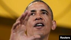 奧巴馬近日資料照片