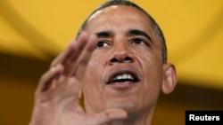 奥巴马近日资料照片