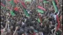 利比亚宣布解放