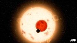 Tədqiqatlar Yer Kürəsinə bənzər planetlərin mövcudluğunu təsdiq edir (audio)