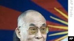 达赖喇嘛星期天访问台湾