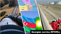 Нефтепровод Баку — Тбилиси — Джейхан. Архивное фото.