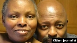 Themba Ndlovu and his late wife, Bajabulile, who has passed away. (Photo/Ndlovu Family)