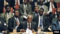 Rapat Dewan Keamanan PBB (28/9) menyerahkan permohonan keanggotaan Palestina di PBB kepada Komisi urusan keanggotaan.