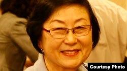 '북한의 목화 할머니' 김필주 박사 (3)