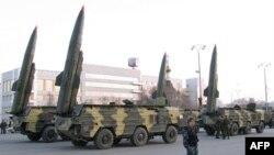 Российские оперативно-тактические ракетные комплексы «Точка-У»