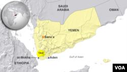 Al-Mokha, desa di dekat wilayah Wahijah, Yaman.