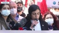ABD Başkanı Biden İstanbul'da Protesto Edildi