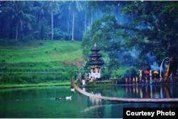 Taman Mumbul, Sangeh, Bali (Foto: Courtesy/Gus Santi Utama)