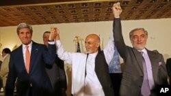 امریکا نسبت به هر کشور دیگر درگیر حل بحران انتخابات در افغانستان بوده است