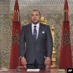 Morocco's King Mohammed VI (file photo)