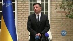 Зеленський пообіцяв продовжити де-олігарзіхацію держави, зазначивши, що Віктор Медведчук був лише першим. Відео