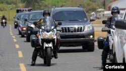 El operativo busca garantizar la seguridad de los 35 mandatarios que llegarán a Panamá.