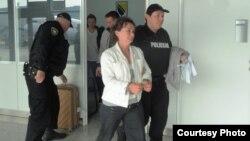 Sprovođenje Elfete Veseli u Tužilaštvo BiH