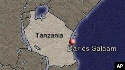 Kaartaa Taanzaaniyaa