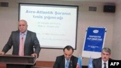Azərbaycanda Avro-Atlantik Şura təsis edilib