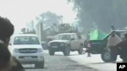 Νέα επίθεση σε βάρος ξένων δυνάμεων στο Αφγανιστάν
