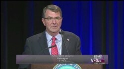 US Defense Secretary Highlights LGBT Contributions in Military Service