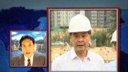 VOA连线:香港特首梁振英的诚信危机