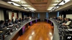 Crnogorska vlada (arhivski snimak)