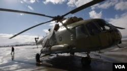 Pasukan keamanan Afghanistan telah memulai operasi untuk menyelamatkan 18 orang yang disandera Taliban setelah sebuah helikopter bukan milik pemerintah jatuh di Afghanistan utara. (Foto: ilustrasi)