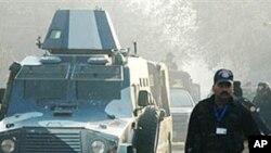 حمله بر پولیس پاکستان و تلفات پولیس