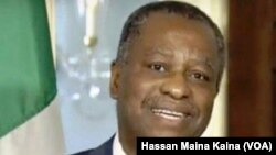 Ministan Harkokin Wajen Najeriya, Mr. Geoffrey Onyeama