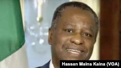 Minisitiri w'Ububanyi n'Amahanga wa Nijeriya, Geoffrey Onyeama