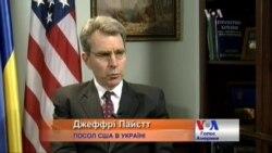 Джеффрі Пайєтт: Дії Росії не узгоджуються з її власними заявами про бажання миру в Україні