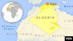 Algeria.