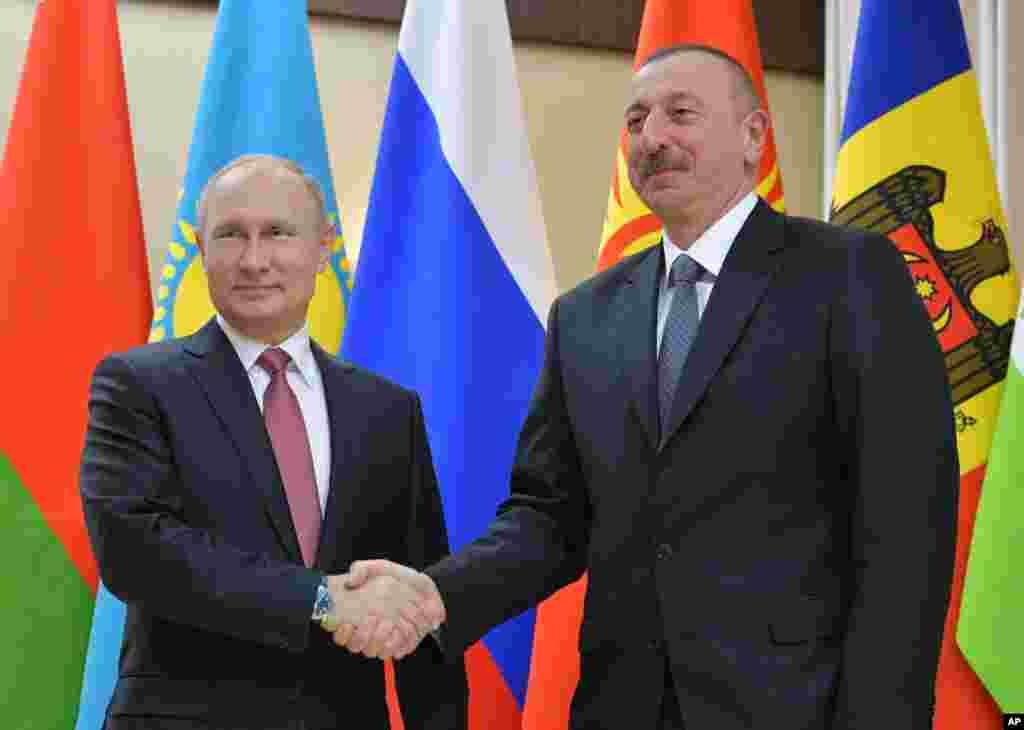 Putin va Aliyev