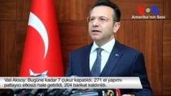 Vali Aksoy: 'Sur'un Yüzde 98'i Temizlendi'