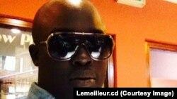 Toto Madradu, concepteur et propriétaire de l'application de comparaison des prix Lemeilleur.cd
