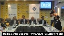 """Skup """"Izazovi dijaloga o normalizaciji odnosa Srbije i Kosova"""" (Foto: Medija centar Beograd - www.mc.rs)"""