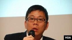 1989年以香港專上學生代表身份到北京聲援學運的林耀強表示,會堅持說六四發生過甚麼事