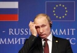 Ukraina inqirozi-Yangi sovuq urush