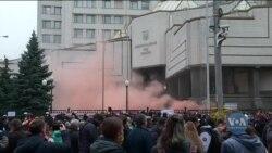 """Україна за рівнем дотримання свобод залишається """"частково вільною"""" – звіт Freedom House. Відео"""