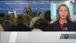 Заяви Курта Волкера та Весса Мітчелла про Україну та російську агресію. Подія в Атлантичній раді. Відео