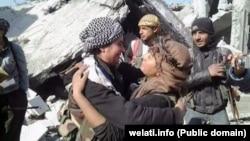 Şervanên Kurd rizgarkirina Kobanî pîroz dikin.