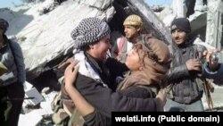 Kobani, théâte d'une offensive des Kurdes (Photo domaine public)