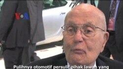 Isu Otomotif Pengaruhi Bursa Capres 2012 - Liputan Berita VOA 23 Februari 2012
