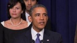 金融崩溃5年之后,奥巴马称须做更多