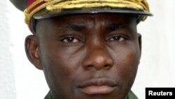 Le général Gabriel Amisi, Goma, 19 decembre 2004