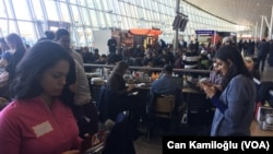 volunteer lawyers at JFK airport