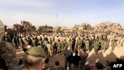 지난 2010년 2월 아프가니스탄 헬만드 캠프 배스티언 기지의 영국군 병력.