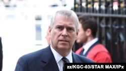 November 21st 2019 - Prince Andrew The Duke of York steps down from all official royal public duties amid the escalation of his associations in the Jeffrey Epstein scandal. - File Photo by: zz/KGC-03/STAR MAX/IPx 2015 5/10/15 Prince Andrew The Duke…
